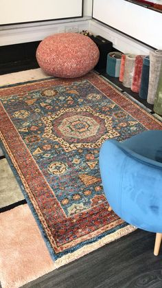 Wool Rugs, Wool Area Rugs, Blue Rugs, Still Life Images, Rug Texture, Classic Rugs, Tribal Patterns, Types Of Rugs, Traditional Rugs