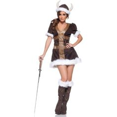 Viking Princess Adult Costume