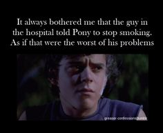 ponyboy curtis quotes - Google Search