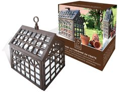 Fallen Fruits W2002 Cast Iron Mini Greenhouse * Read more at the image link.