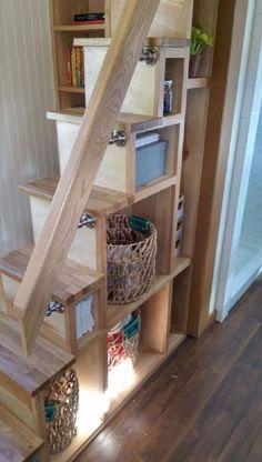 Best Cool Loft Stair Design Ideas For E Saving 1