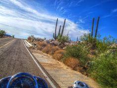 Riding Baja
