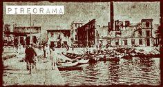 Pireorama ιστορίας και πολιτισμού: Η Πλατεία Μανίνα Πειραιώς (πρώην Συνοικία Μανίνα). Blog, Painting, Painting Art, Blogging, Paintings, Drawings