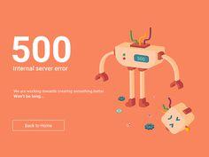 500 Error V3