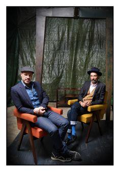 Kolkoz, creators of Bally exhibition – FORM SCRATCH – Art Basel. Visit http://functionandmodernity.com