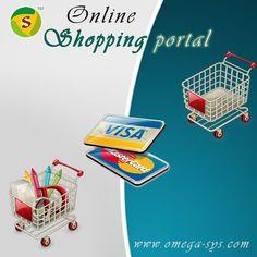 #online #shopping #portal for http://omega-sys.com/Ecommerce-solution-in-Mumbai.html