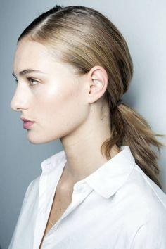 Best Spring 2015 Runway Hair Trends - Top Hairstyles For Spring - Harper's BAZAAR