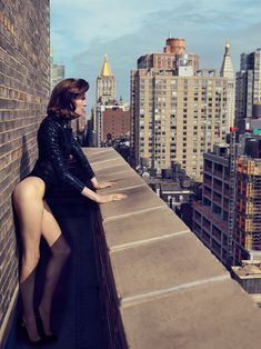 Miguel Reveriego. Karolin Wolter, Vogue Turkey, June 2015. [Pinned 5-xii-2015]