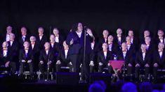 Jonathan Antoine, singing Granada 18-04-2015