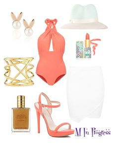 """""""Summer look"""" by magdishia on Polyvore"""
