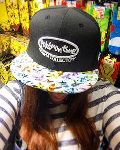 Pokemon Time Hat! With all of Eevee\'s evolutions😍 #eevee #pokemon #pocketmonsters #eievui #ポケモン #ポケットモンスター #japan #tokyo #ikebukuro #日本 #東京 #池袋 #travel #traveljapan #japanese #japantravel #otaku #anime #kawaii #アニメ #かわいい #fashion #photooftheday #ootd #evolution #adventure #アドベンチャー #🇯🇵 #⚡️#英語