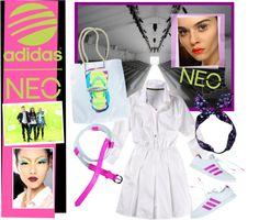"""Nice and Neo"" by b-rex on Polyvore"