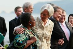 Christine Lagarde Photo - G-20 Finance Ministers And Central Bank Governors Meeting Begins
