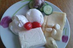 Jak udělat sýrovo-česnekovou pomazánku | recept