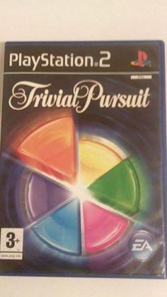Trivial pursuit - PS2 - Complet
