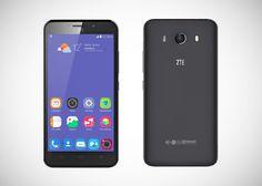 ZTE Grand S3 es oficial, con el sensor ocular biométrico como principal novedad