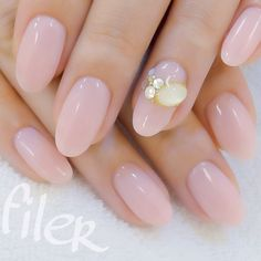 Super ideas for nails prom simple french manicures Office Nails, Queen Nails, Minimalist Nails, Oval Nails, Japanese Nails, Yellow Nails, Gel Nail Designs, Prom Nails, Perfect Nails