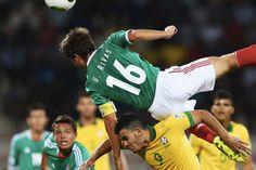Brasil vs. México (Cuartos de Final)