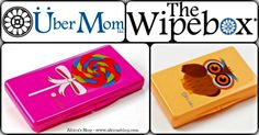 Wipebox by Über Mom® – Review & Giveaway!! Enter to WIN the Wipebox and Wipebox Mini!!  (ends 1/23)