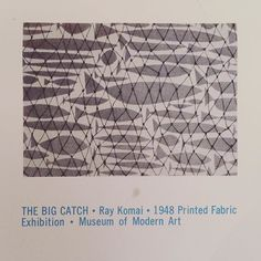 Ray Komei 1948 - The Big Catch for Laverne Originals