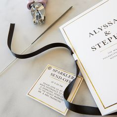 Creative DIY Wedding Invitations