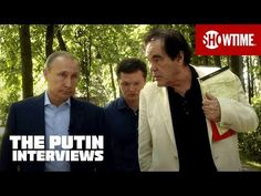 THE PUTIN INTERVIEWS Trailer - Oliver Stone Gets to Know Vladimir Putin