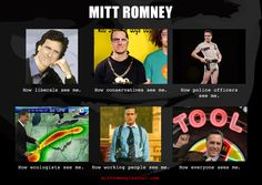 Everyone can see Mitt #Romney is a tool.
