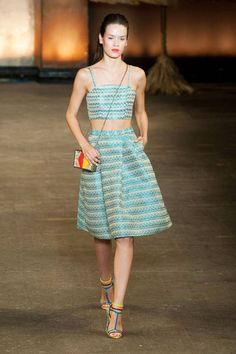 Christian Siriano Spring 2014 Ready-to-Wear Runway - Christian Siriano Ready-to-Wear Collection