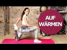 Aufwärmübungen - richtig Aufwärmen - Meine Warm-up Routine vor dem Training - Dehnen - YouTube