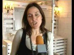 Cama Princesa Urbana de Carmen Barasona. Telediario