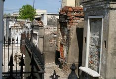 St. Louis Cemetery No. 1, Faubourg Treme, New Orleans http://blog.neworleans.com/2012/03/two-days-in-treme-new-orleans-tour/