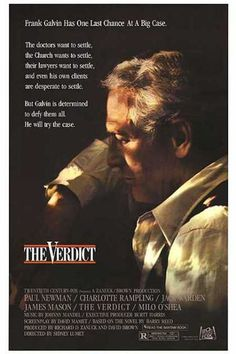 The Verdict (1982)More Paul Newman! This time he plays a lawyer taking on the Catholic establishment in Boston, Spotlight-style.Arriving August 1 #refinery29 http://www.refinery29.com/2016/07/117808/netflix-august-arrivals-2016#slide-30