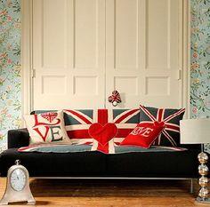 interior British flavor