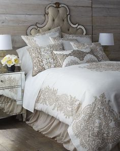 Avalon+Bedding+by+Callisto+Home+at+Horchow.