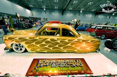 Flamed Ford