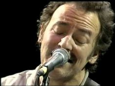 If I Should Fall Behind - Bruce Springsteen - YouTube