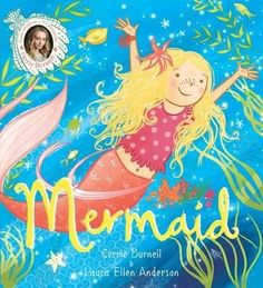 A beautiful story about friendship by CBeebies' presenter Cerrie Burnell. Sylvia is a girl who is both an excellent swimmer and a wheelchair user. But is she really a mermaid?