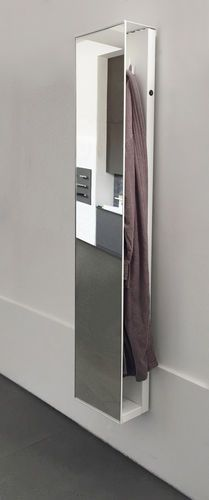Hot water towel radiator / aluminum / original design / bathroom ROBE RADIATORE E SCALDA SALVIETTE mg12