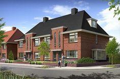Woonpark Mortiere Fase 7 Middelburg Hoek en rijwoningen Tulp