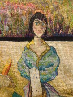 John Brennan tapestry