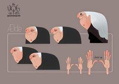 Art by Thorhauge : Hog Sisters