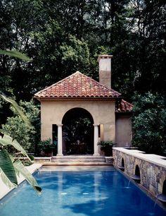 Tuscan Influence – Landy Gardner Interiors – Nashville Interior Designer
