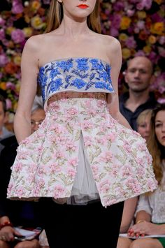 Christian Dior Fall 2012 Runway Pictures - StyleBistro