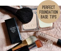 foundation tips Fast, Easy, Effective Liquid Foundation Application Tutorial   5 Lines, 1 Perfect Base (Backstage Tip from Dior Makeup Artist Junior Cedeño)