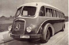 1938 Mercedes Bus ♫♫♫♫ JpM ENTERTAINMENT ♫♫♫♫