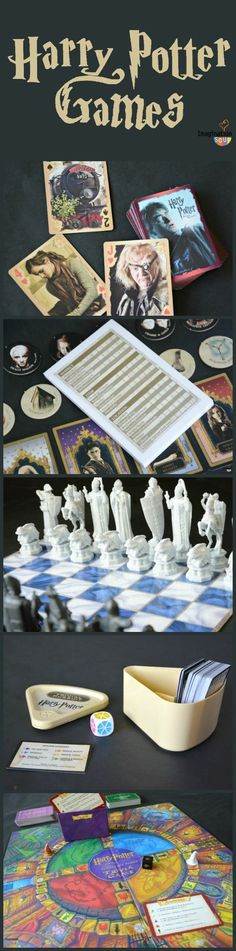 Your kids will LOVE these Harry Potter games!