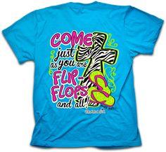 Flip Flops Christian T-shirts