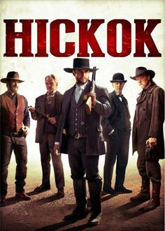 Hickok (2017) Full Movie Streaming HD