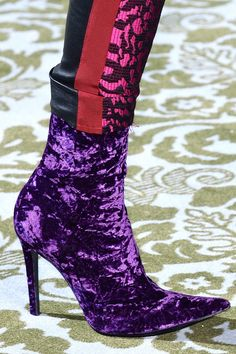 Pin for Later: Check Out the Latest Designer Shoes That Just Walked the Runway at PFW  Haider Ackermann Fall 2016