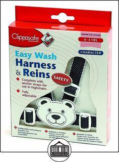 Clippasafe Arnés De Carácter-NavyNavy/color blanco  ✿ Regalos para recién nacidos - Bebes ✿ ▬► Ver oferta: http://comprar.io/goto/B002I62EIK